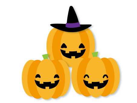 Halloween (Pumpkin Pyramid)