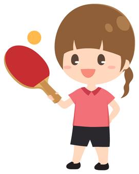 Table Tennis _ Girls