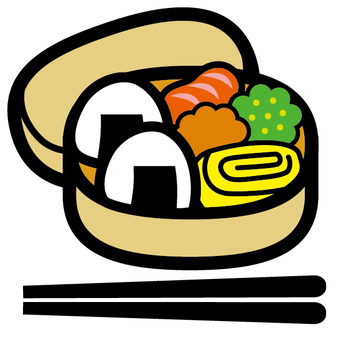 Lunch box icon