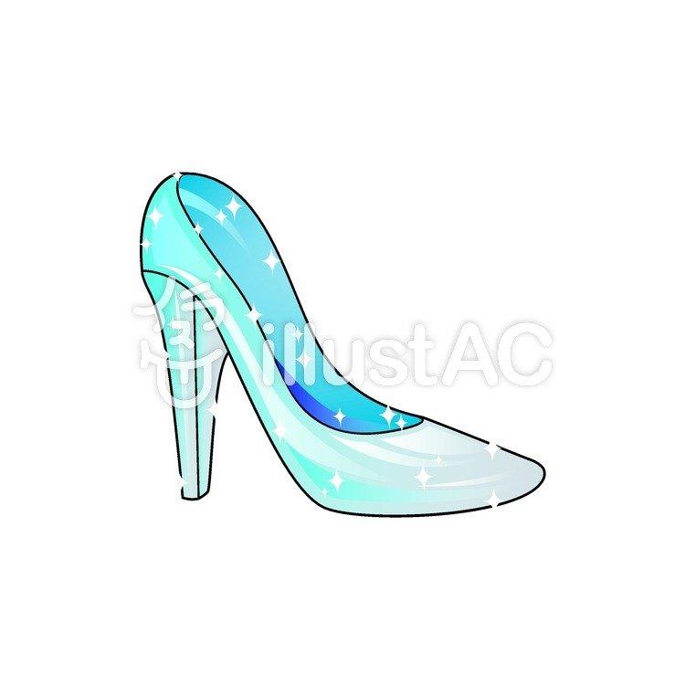 2019年の最高】 シンデレラ ガラスの靴 イラスト , 壁紙