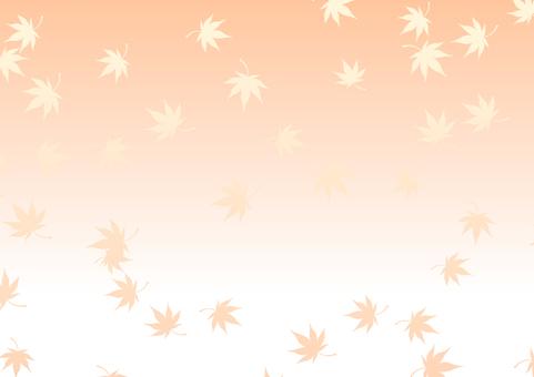 秋叶背景材料4