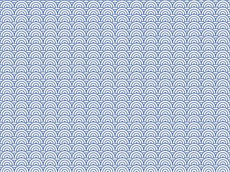 Qinghai wave pattern 1