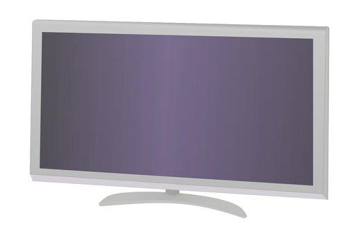 TV (white)