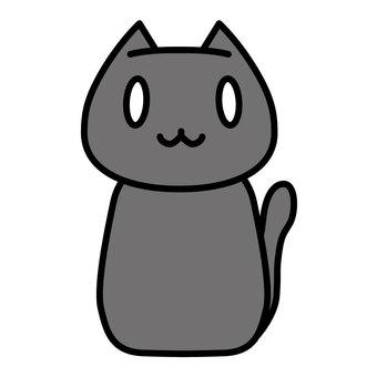 Loose cat 2 (ash)