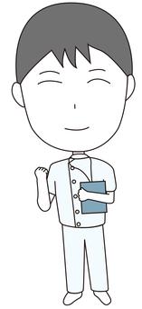 Nurse male
