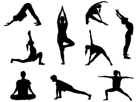 Yoga_Silhouette