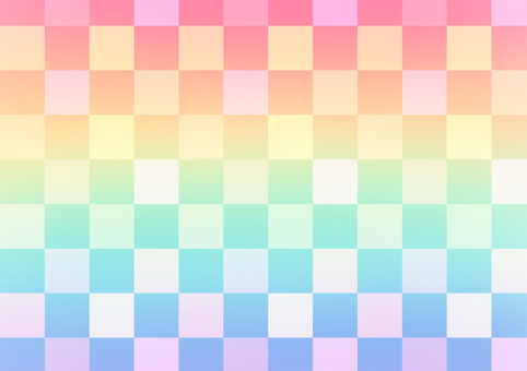 Cute checkered pattern background