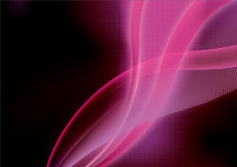 line art pink