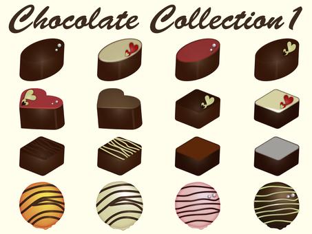 Chocolate set 2
