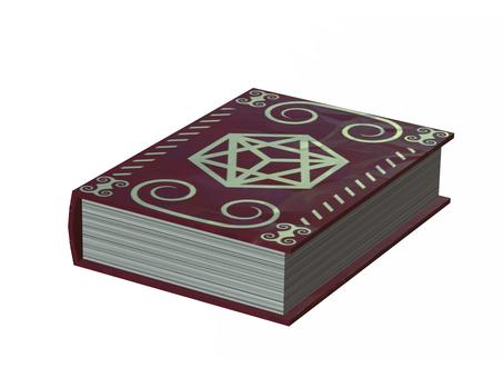 Laid book