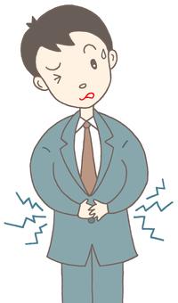 Abdominal pain .2