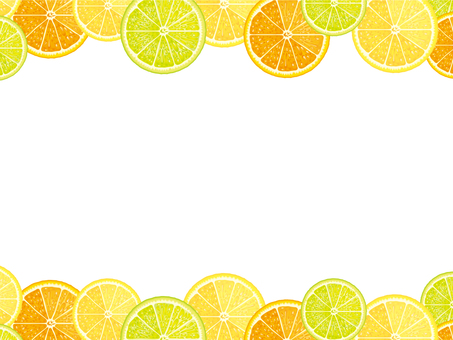 Citrus background 01