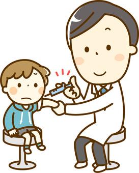 Immunization _ boy