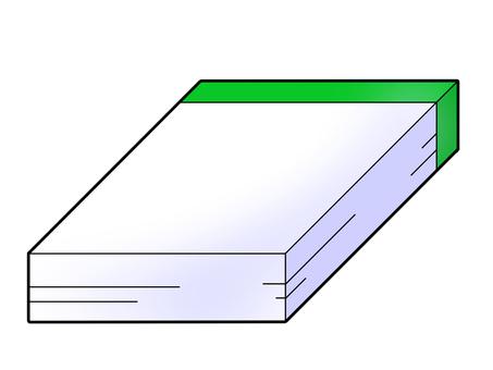 Simple memo pad 1
