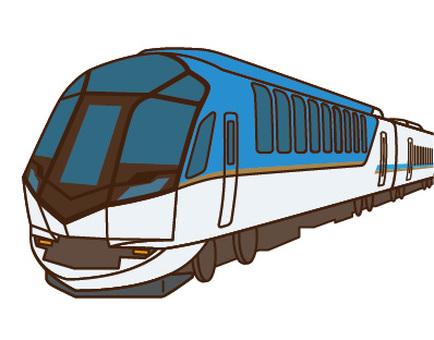 Kintetsu Line _ Shagakazu _ 50000 series