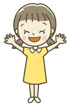 做banzai的女孩