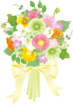 Cut_wedding bouquet 10