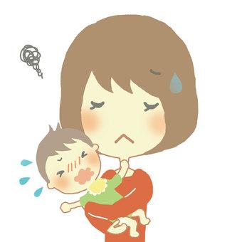 엄마와 아기 4