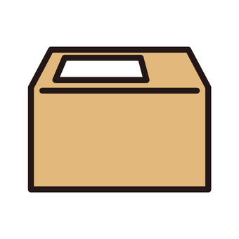行李紙板箱