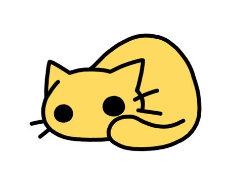 丸々猫 黄