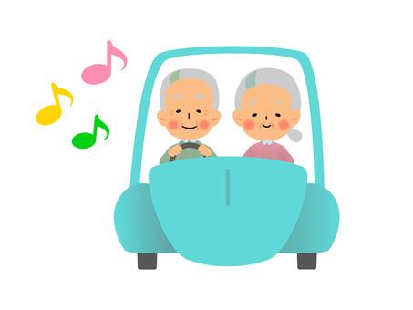 Elderly drive