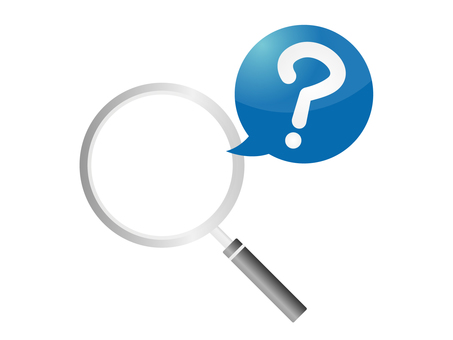 Magnifying glass icon 2