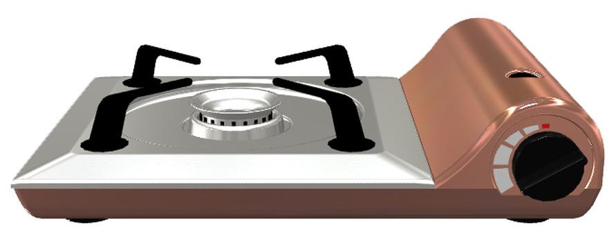 Cassette stove