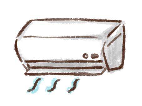 Crayon series [air conditioner]