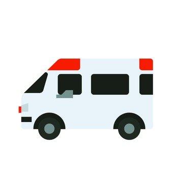 側身救護車