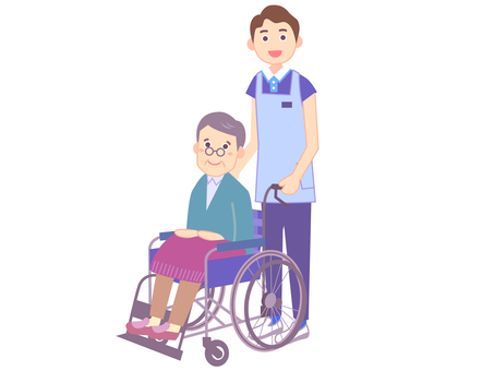 Caregiver_wheelchair_4