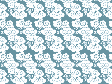 ai Cloud pattern with swatch 3