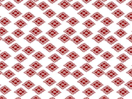 ai Diamond pattern with swatch 3
