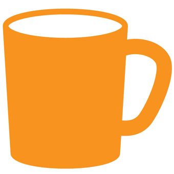 Mug Cup - Orange