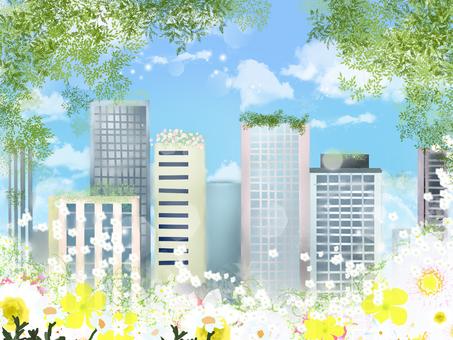 꽃의 도시