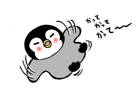 Buy it ~! Penguin chick