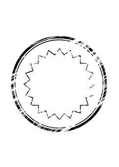 Stamp circle