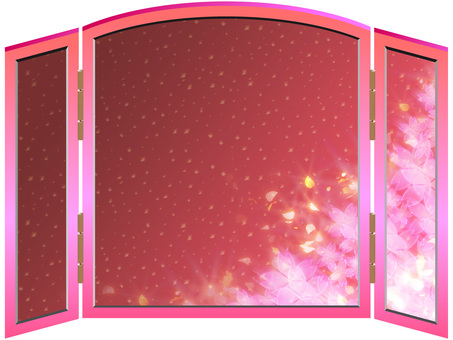 Luxurious cherry blossom screens 07