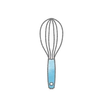 Whisk (light blue)
