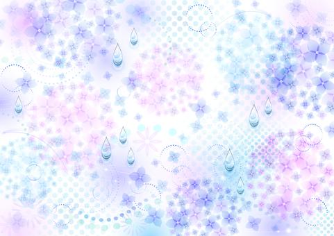 Rainy Rain Image Material 103