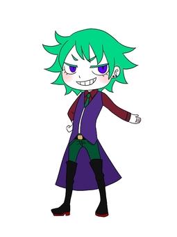 Mini character