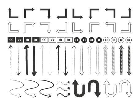 各种箭头图标3