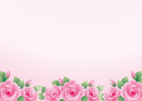 Rose, roses, background material
