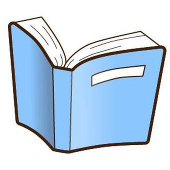 Book (light blue)