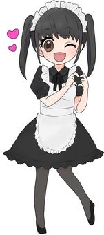 Girl | Maid 02