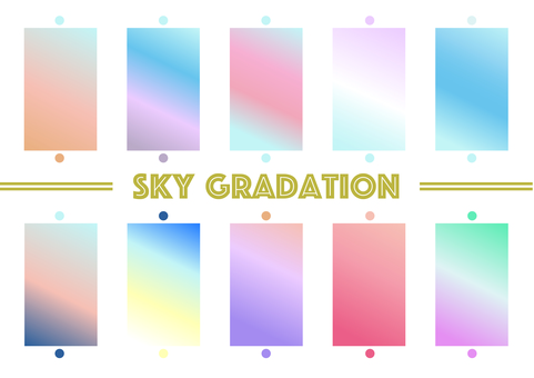 SKY GRADATION