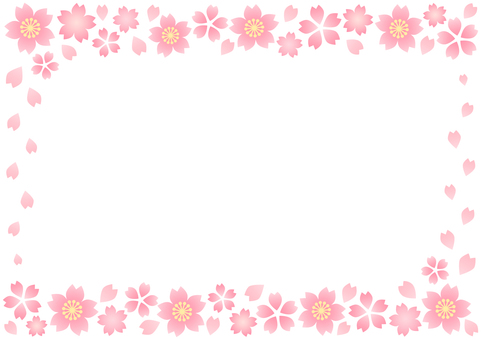 벚꽃의 프레임 6