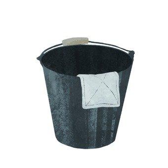 Hand-drawn wind bucket