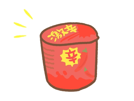 Super spicy noodles
