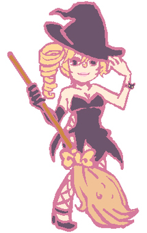 Female 2 Witch 1 Halloween 1 SD 1