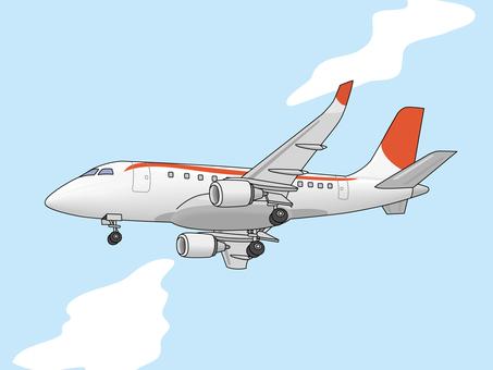 Passenger aircraft (minicomputer) 2